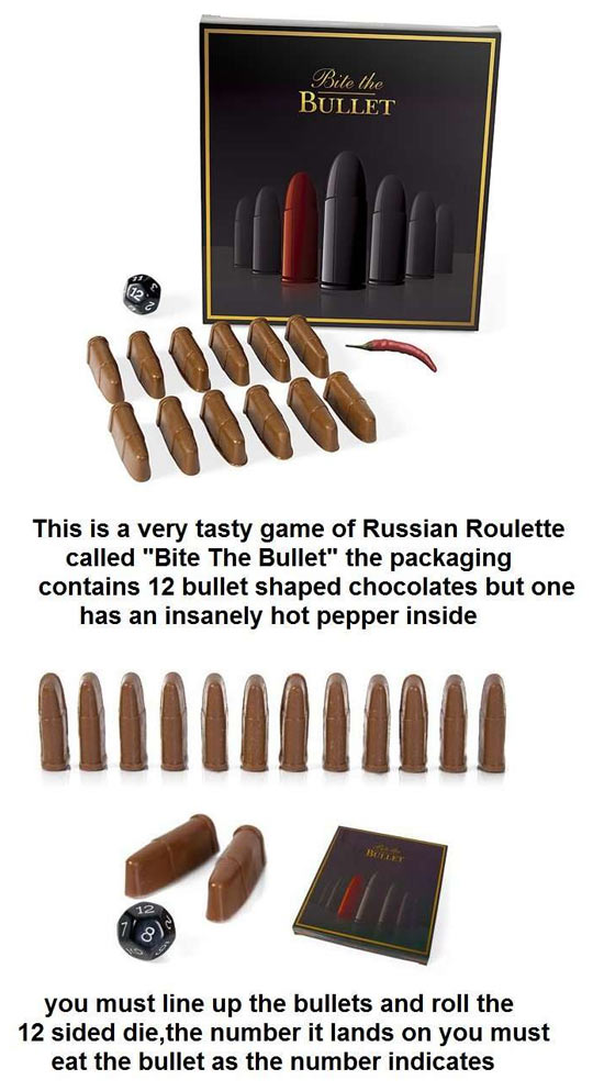 The Chocolate Roulette