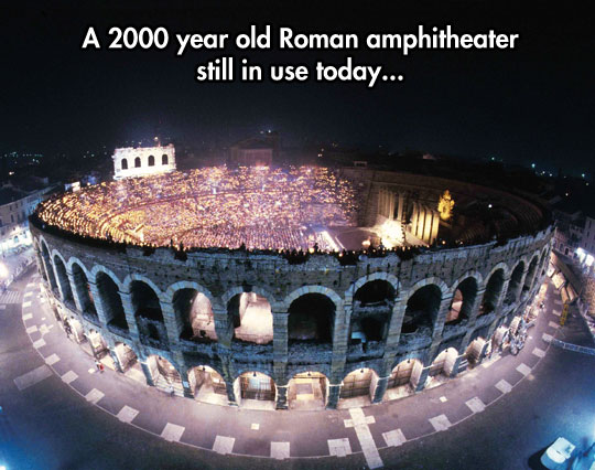 Verona Arena, Italy