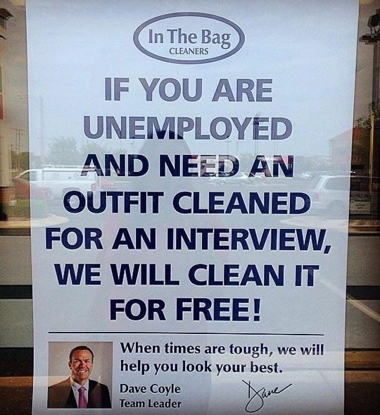cool-cleaning-store-offer-job-suit