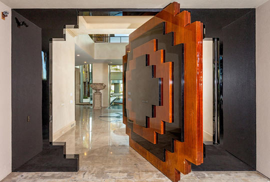 Incredibly Sophisticated Hallway Door