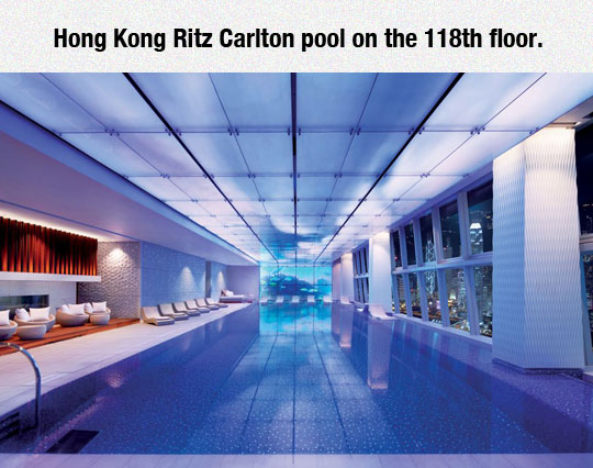 One Of The Coolest Pools In The World