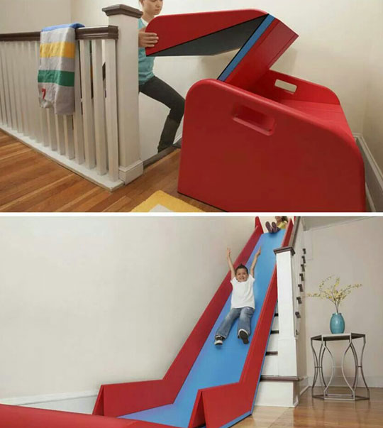 Where Was This When I Was A Kid?