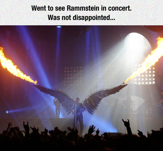 Rammstein Shows Never Disappoint