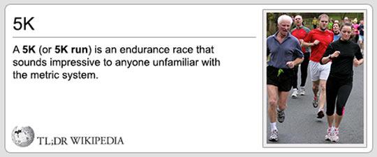 Doing A 5K Run