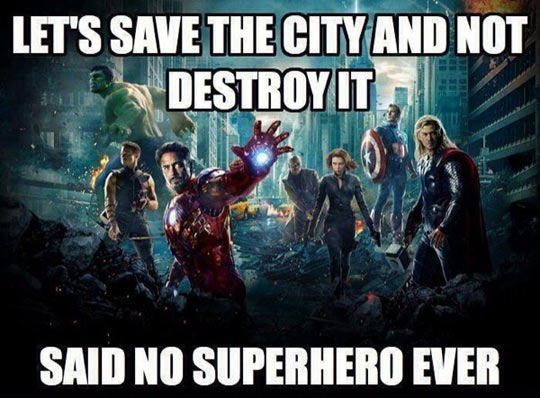 funny-Avengers-destroyed-city