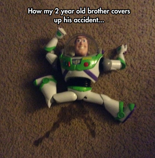Come On, Not Again, Buzz