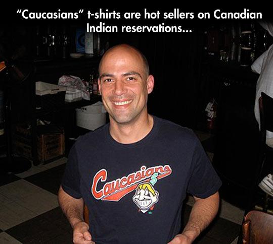 Caucasians T-Shirts