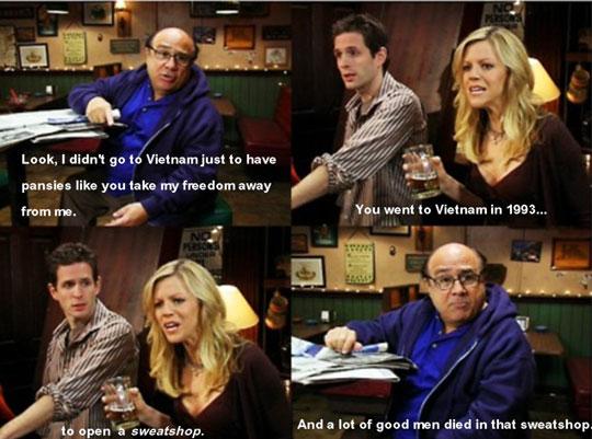 Respect The Vietnam Vets