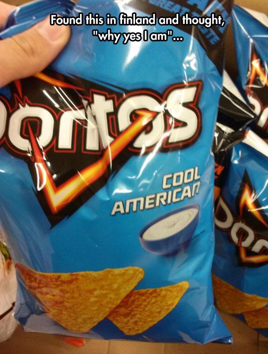 My Kind Of Doritos