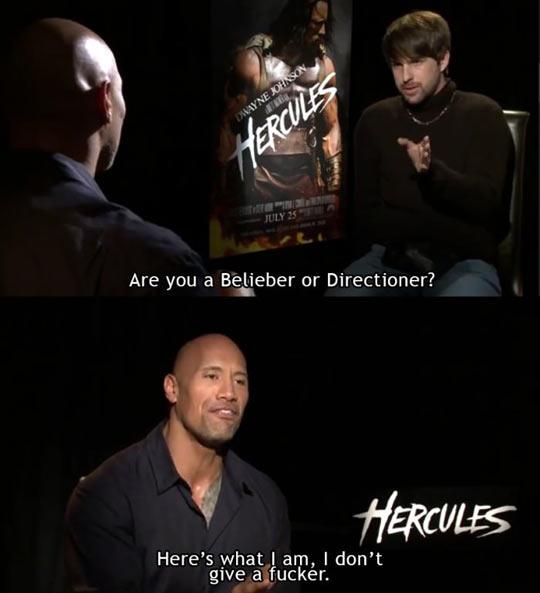 The Rock Is My Hero Now