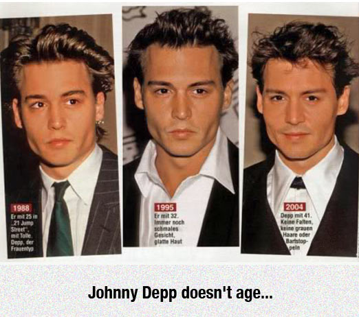 funny-Johnny-Depp-years-newspaper