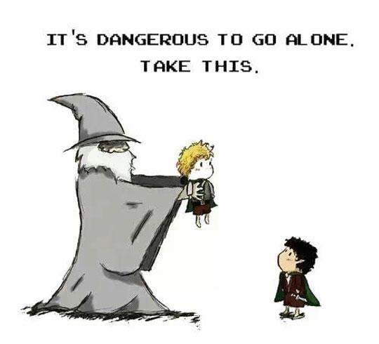 funny-LotR-Frodo-Sam-Zelda-sword