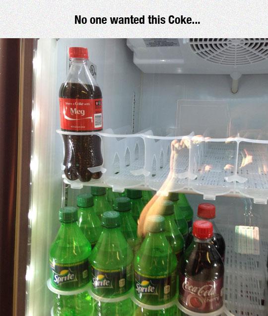 The Loneliest Coke