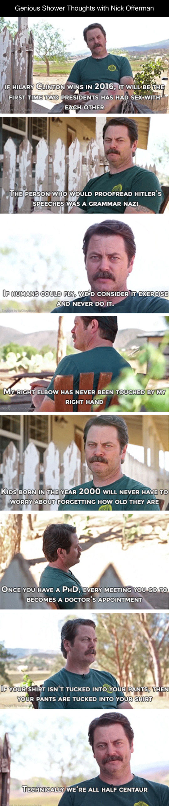 funny-Nick-Offerman-shower-thoughts