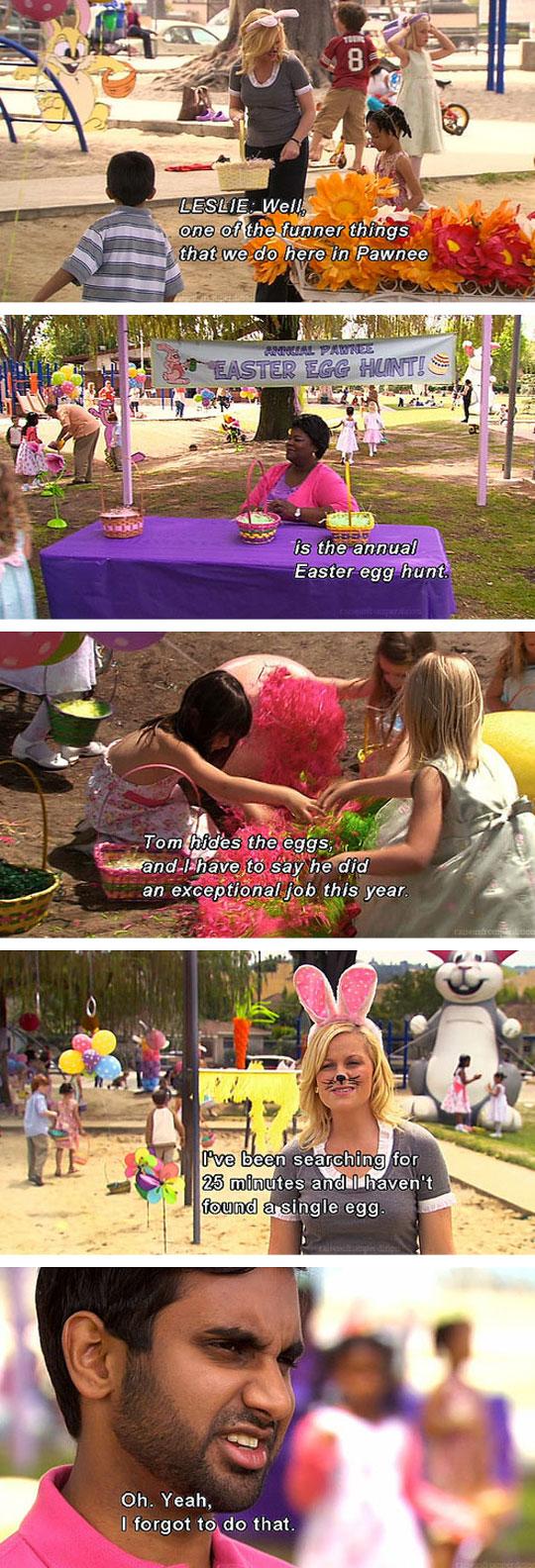 funny-Parks-Recreation-Easter-hunt