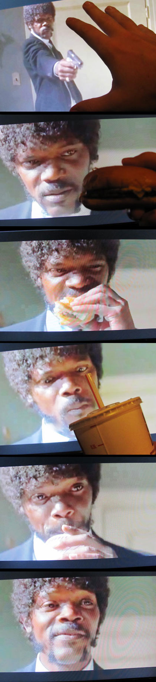 How To Calm Down Samuel L. Jackson