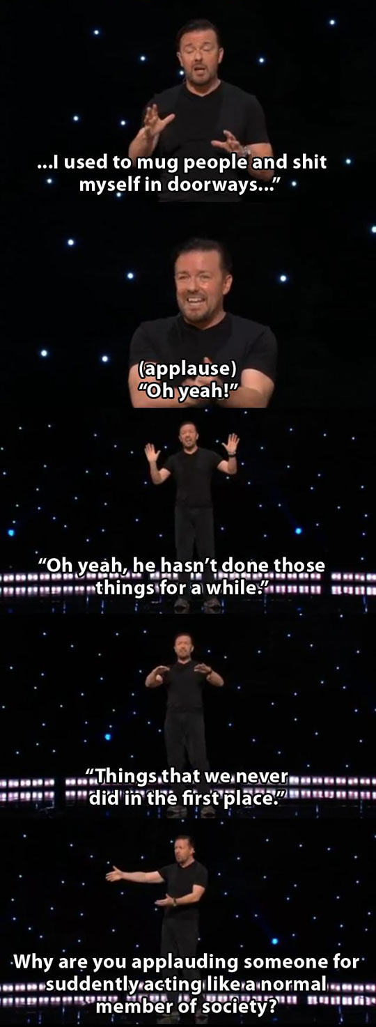 funny-Ricky-Gervais-stand-up-society