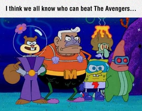 A True Justice League