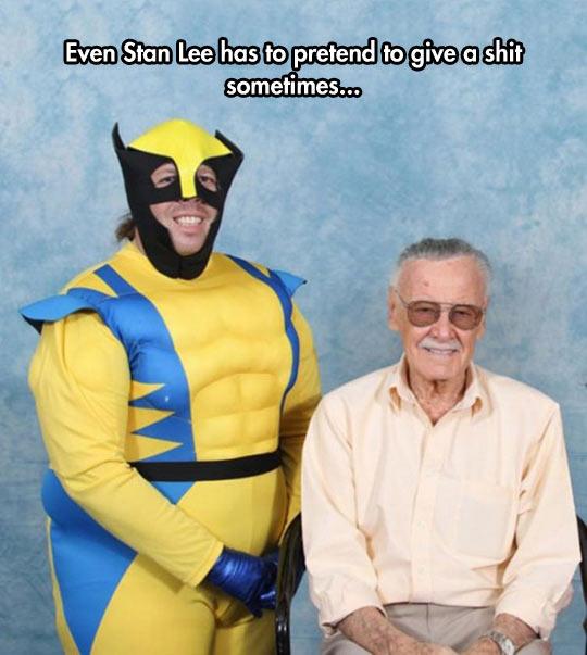 Good Guy Stan Lee