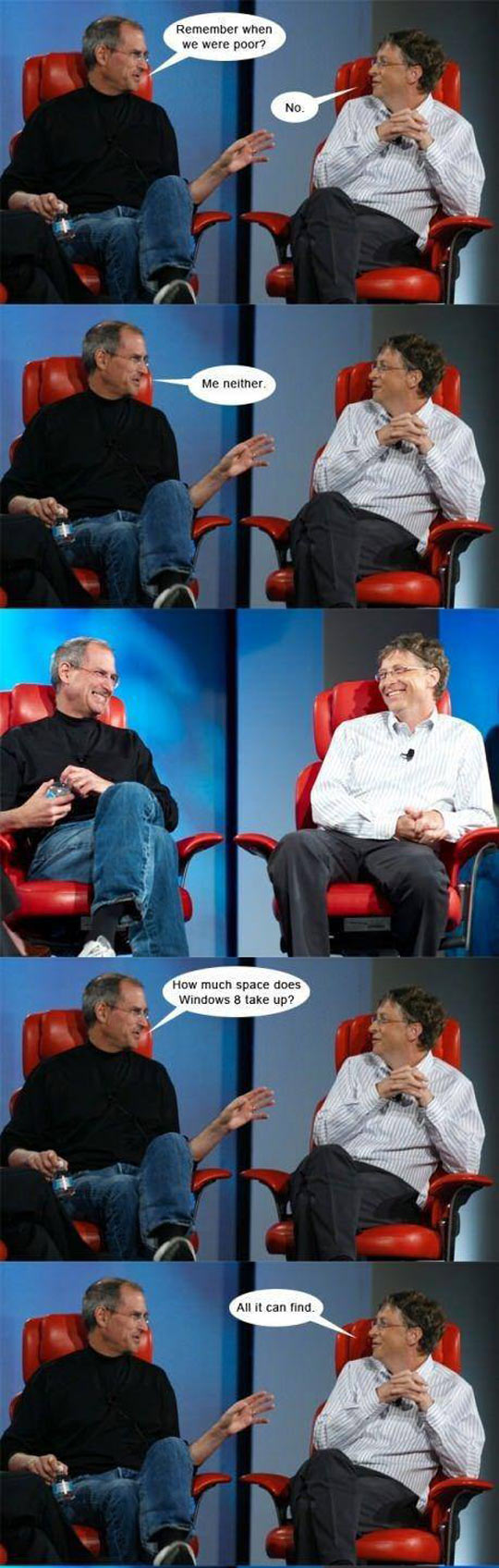 funny-Steve-Job-Bill-Gates-jokes