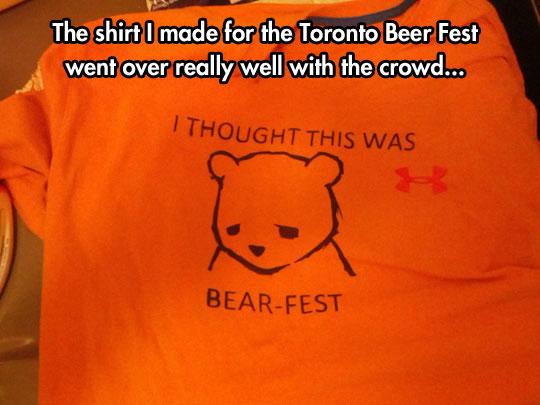 No Bear-Fest