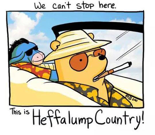 funny-Winnie-Pooh-Fear-Loathing-Vegas