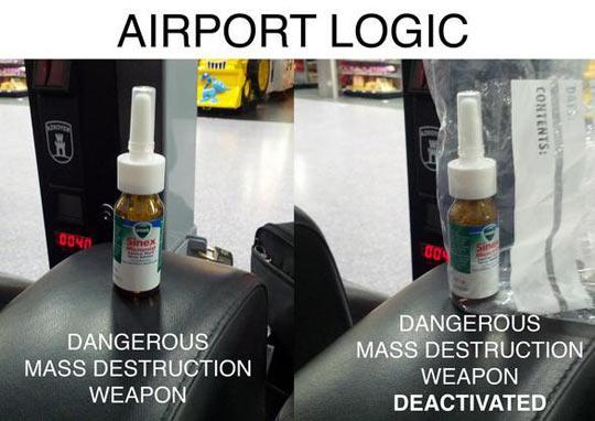 TSA Sharp Logic