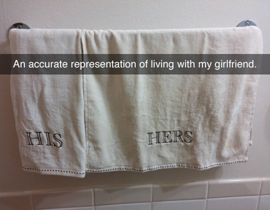 funny-bathroom-towels-hers-his-space