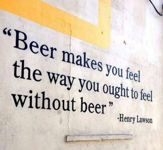 funny-beer-thought-quote-Henry-Lawson