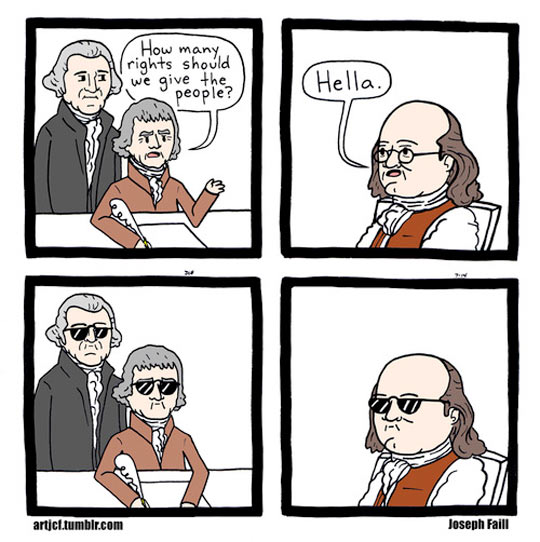 funny-bill-rights-Benjamin-Franklin-comic