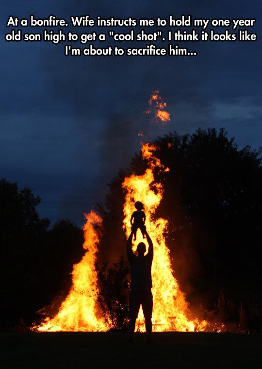 funny-bonfire-father-son-night