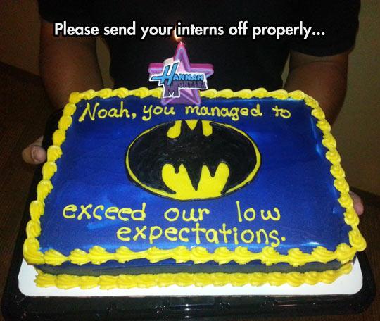 funny-cake-Batman-intern-candle