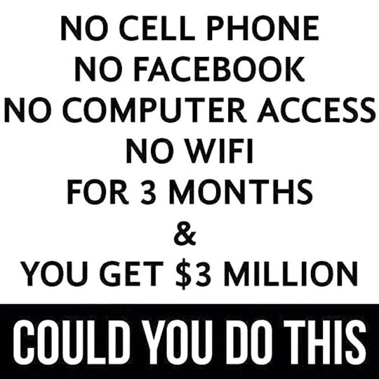 Could You Do This?