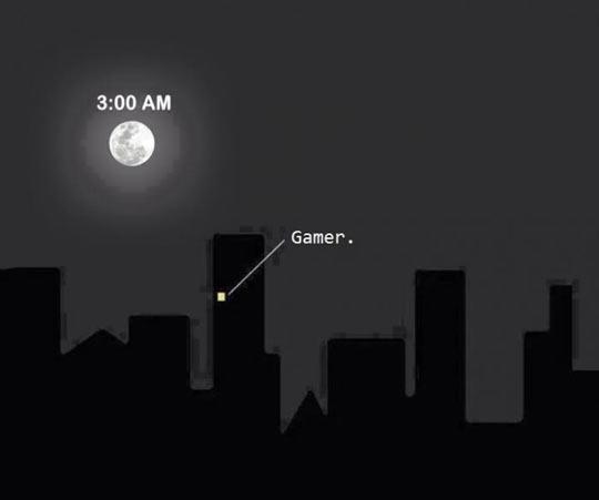 funny-city-night-moon-gamer