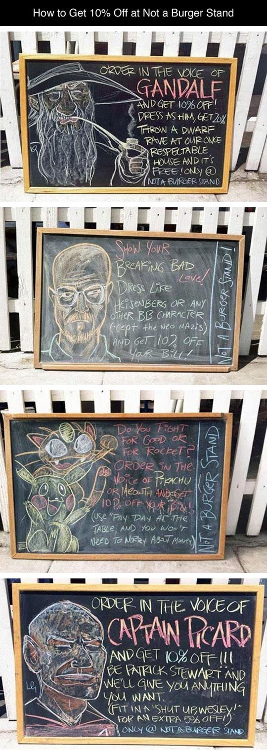 funny-coffee-store-blackboard-discount-voice