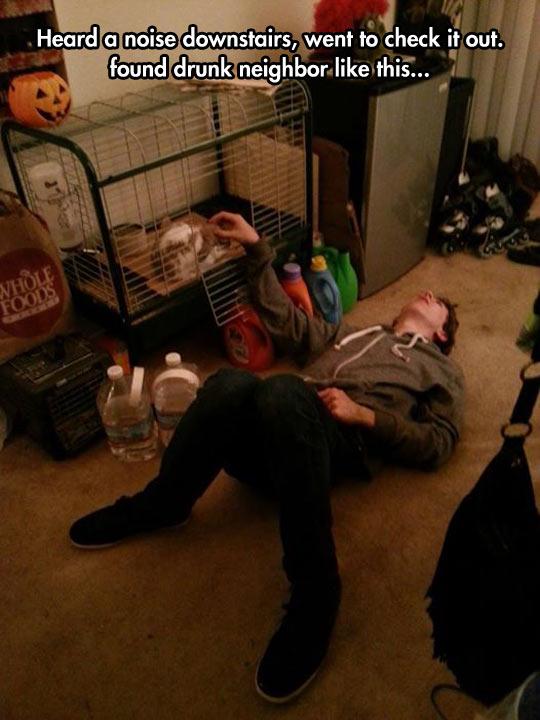 funny-drunk-neighbor-downstairs-sleep