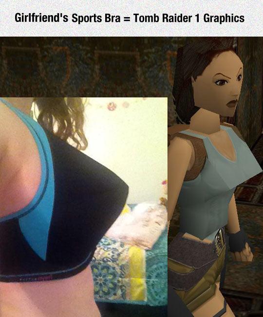 Tomb Raider old game