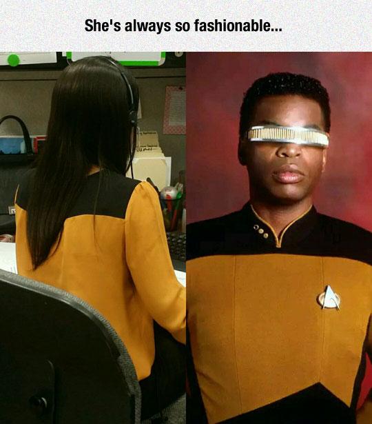funny-girl-Star-Trek-shirt-office