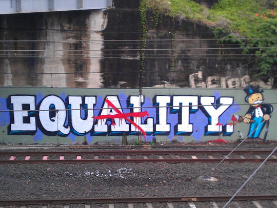 funny-graffiti-equality-equity-words