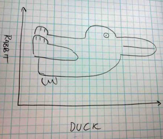 funny-graph-duck-rabbit-drawing