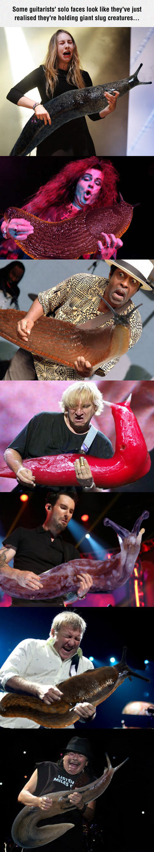 funny-guitar-players-holding-giant-slug