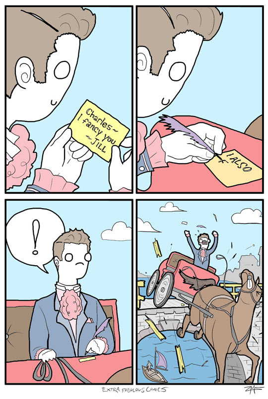 funny-man-writing-letter-comic