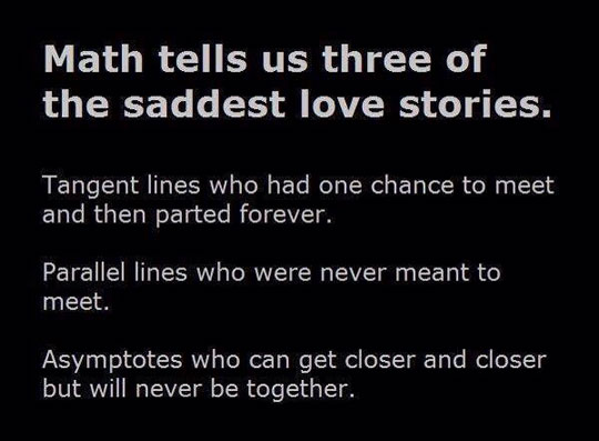 Love Story In Maths