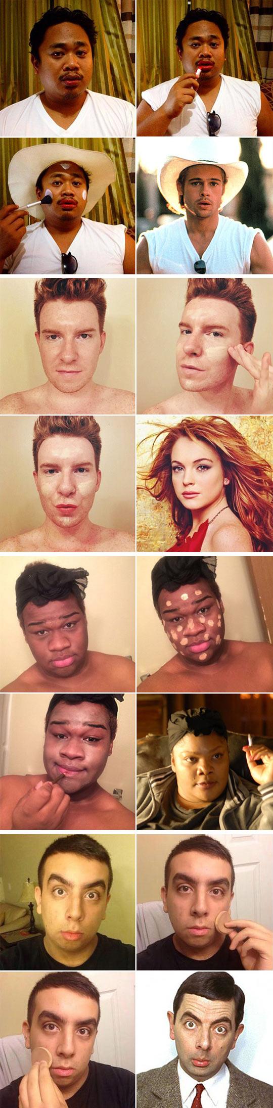funny-men-makeup-famous-actors