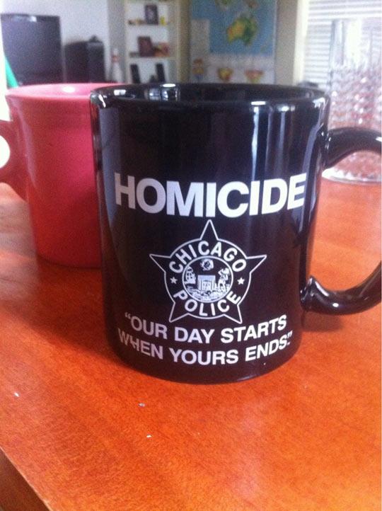 Police Mean Humor