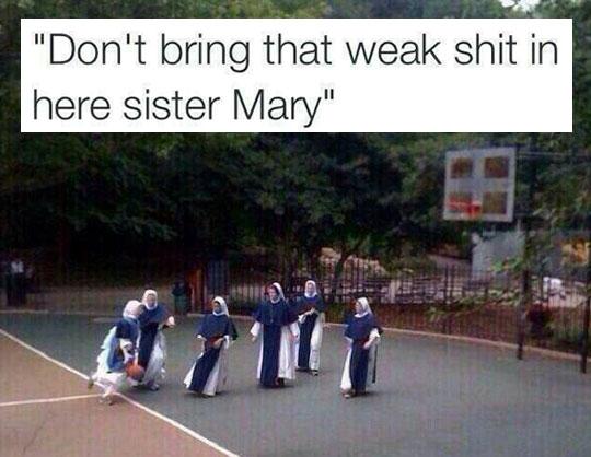 Nuns Basketball Association