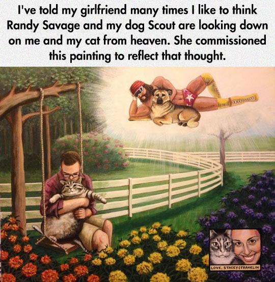 funny-painting-swing-Randy-Savage-dog