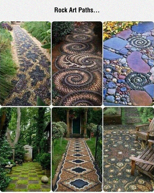 funny-path-rock-art-color-patterns