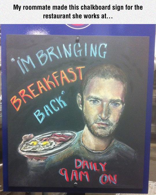 funny-sign-chalk-painting-Justin-Timberlake