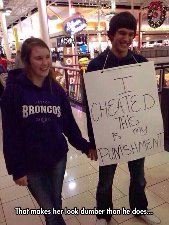 The Punishment Should Be More Severe